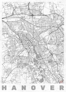 Kartta Hanover