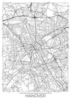 Map Hanover