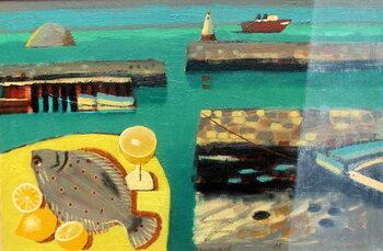 Fine Art Print Harbour