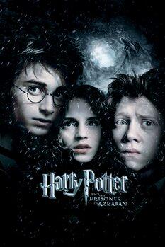 Art Poster Harry Potter - Prisoner of Azkaban