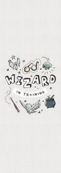 Poster Harry Potter - Wizard in training