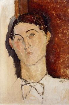 Fine Art Print Head of a Young Man; Tete de Jeune Homme