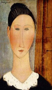 Fine Art Print Head of Girl; Testa di Ragazza