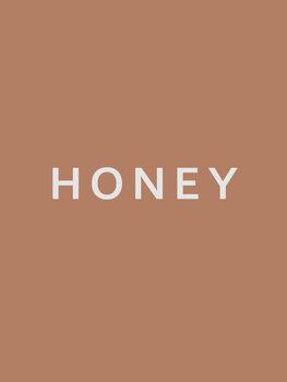 Illustration Honey