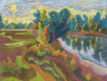 Fine Art Print Idyll, 2008
