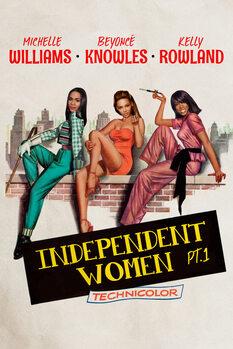 Illustration Independent Women