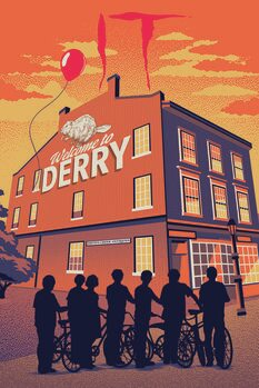 Taidejuliste IT - Welcome to Derry