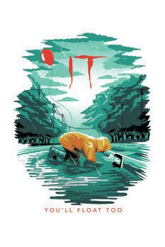 Taidejuliste IT - You will float too