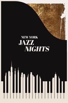 Illustration Jazz Nights