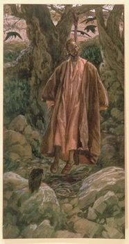 Fine Art Print Judas Hangs Himself