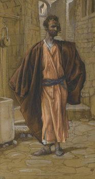 Fine Art Print Judas Iscariot