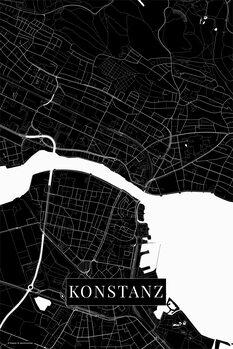 Map Konstanz black