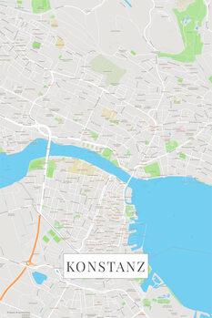 Map Konstanz color