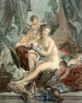 Fine Art Print La Toilette de Venus