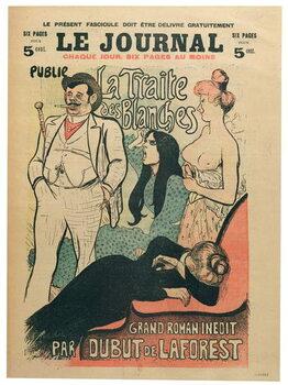 Fine Art Print 'La Traite des Blanches'