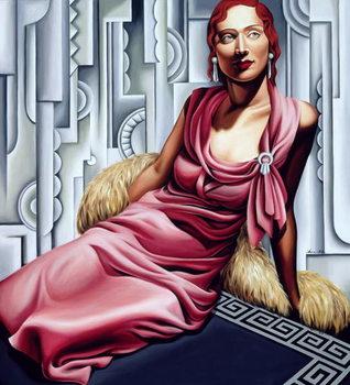 Fine Art Print La Vie en Rose