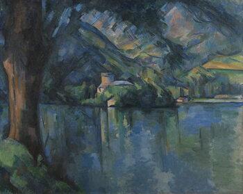 Fine Art Print Lac d'Annecy