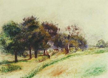 Fine Art Print Landscape; Paysage,