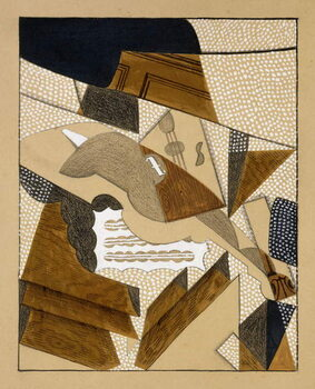Fine Art Print Le Violon, c.1915-1916
