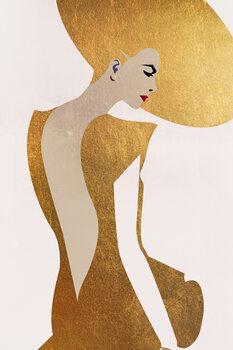 Illustration Les Mademoiselles trois