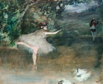 Fine Art Print Les Pointes, c.1877-1878