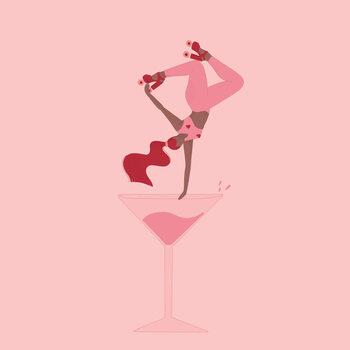 Illustration Let's celebrate