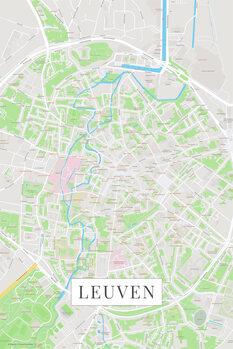 Map Leuven color
