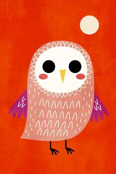Ilustração Little Owl