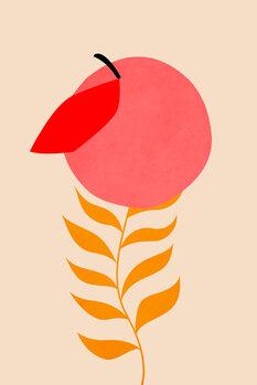 Illustration Little Peach