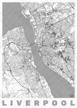 Map Liverpool
