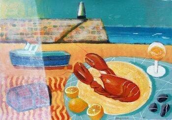 Fine Art Print Lobster