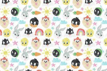 Art Poster Looney Tunes - Little crew