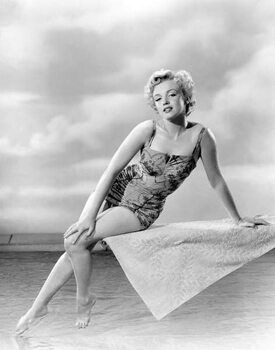 Fine Art Print Marilyn Monroe 1952 L.A. California