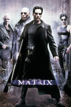 Poster Matrix - Hackers