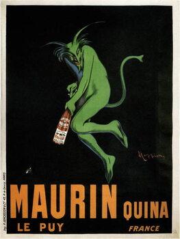 Reprodução do quadro Maurin Quina