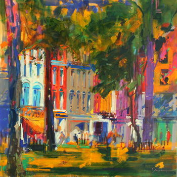 Fine Art Print Mayfair