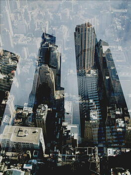 Fine Art Print Metropolis III