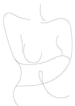 Ilustração Mia