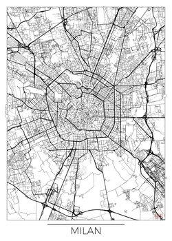 Kartta Milan