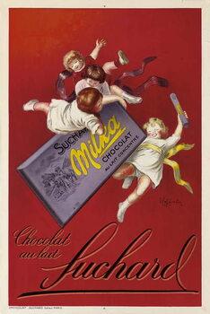 Fine Art Print Milka chocolates by Suchard