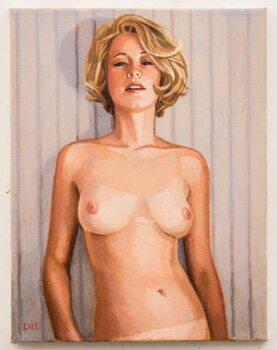 Fine Art Print Miss Rennie