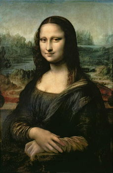 Fine Art Print Mona Lisa, c.1503-6