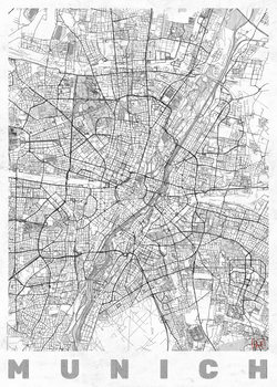 Map Munich