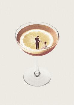 Ilustração My drink needs a drink