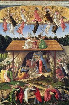 Fine Art Print Mystic Nativity, 1500