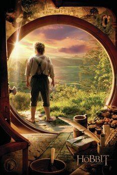 Impressão de arte O Hobbit - Uma Jornada Inesperada