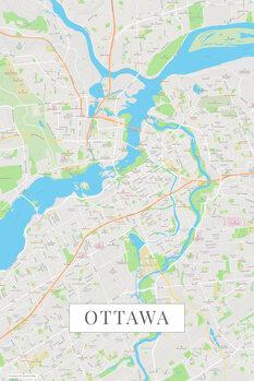 Map Ottawa color