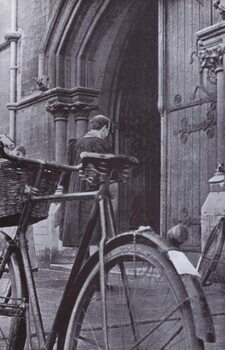 Fine Art Print Oxford University scene