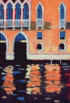 Fine Art Print Palazzo, Venice