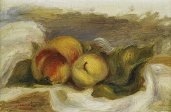 Fine Art Print Peaches; Les Peches, c.1898